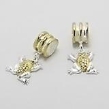Korálky zlaté