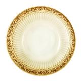 Tónovaný talíř hluboký Antik