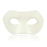 Benátská karnevalová maska-Colombina škraboška Blank